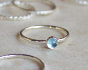 Sterling Silver Stacked Ring Trio – Soldering