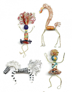Good Luck Dolls and Sidekicks with Melody Macduffee @ Ain't Miss Bead Haven Bead Shop