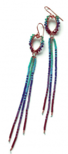 Shoulder Sweepers with Melody Macduffee @ Ain't Miss Bead Haven Bead Shop